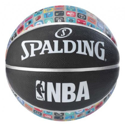 Spalding NBA Icon Logo Basketball