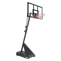 "Spalding 48"" Acrylic Hercules Basketbal System"