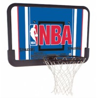 "Spalding 44"" Eco-Composite Backboard & Ring Combo"