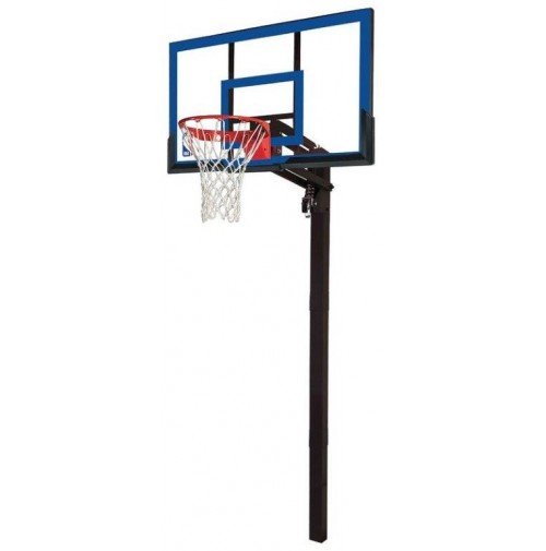 "Spalding 50"" NBA Acrylic In Ground Basketball System"