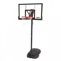 "Lifetime 48"" Polycarbonate Basketball System"