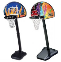 "Spalding 24"" Youth Basketball System"