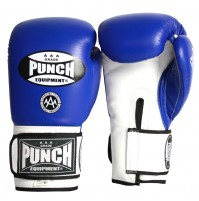 Punch Trophy Getters Boxing Glove - Royal