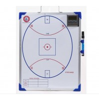 AFL Coaches Whiteboard - Pro 36x46 with Timer