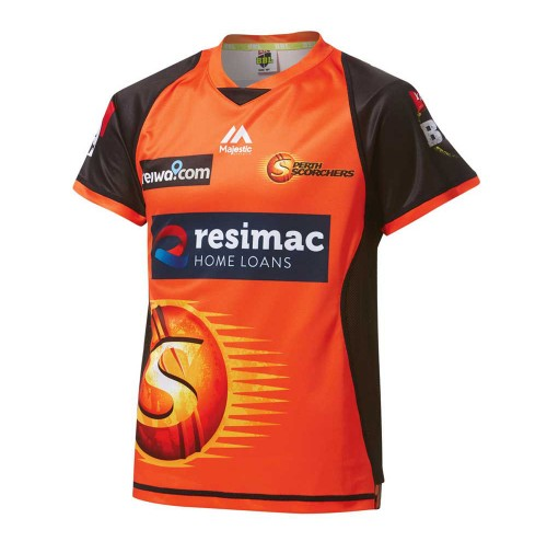 Perth Scorchers BBL Mens On-Field Replica Shirt 18/19