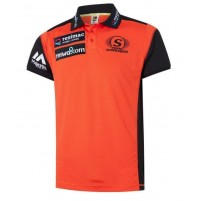 Perth Scorchers BBL Mens Replica Media Polo 18/19
