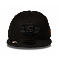 BBL Perth Scorchers 2017/18 9FIFTY Black Snapback