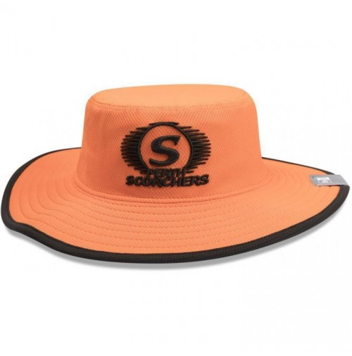 BBL Perth Scorchers 18/19 Wide Brim Bucket Hat