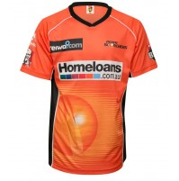 Perth Scorchers Mens On-Field Replica Shirt 16/17