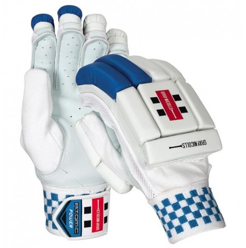 Gray Nicolls Atomic Power Batting Gloves  - Jnr