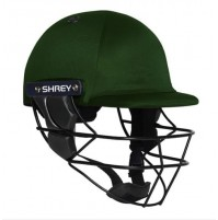 Shrey Armor 2.0 Junior Helmet - Green