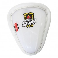 Gray Nicolls Abdominal Guard Comic