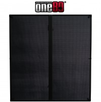 One80 Aluminium Cabinet - Black