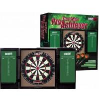One80 Pro Achiever Dartboard and Cabinet Set