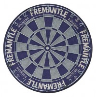 AFL Fremantle Dockers Supporter Dartboard
