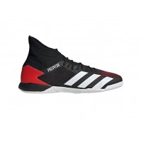 Adidas Predator 20.3 IN - Black/Red