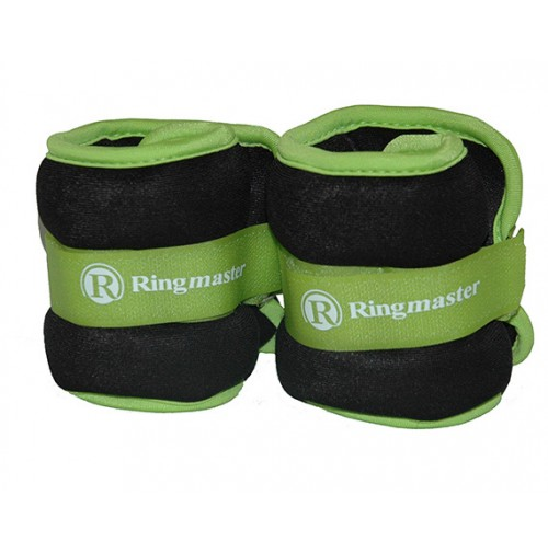 Ringmaster Ankle/Wrist 1kg Weights
