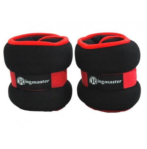Ringmaster Ankle/Wrist 2.5kg Weights