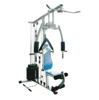 Ringmaster Home Gym With 70Kg Plastic Weights