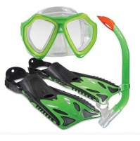Land and Sea Nipper Snorkel Set - Jnr