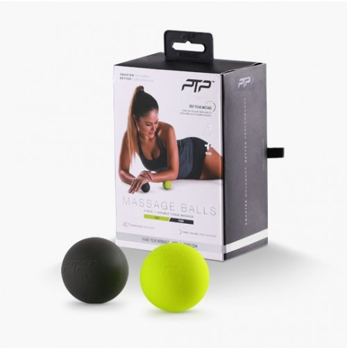 PTP Massage Ball - Soft & Firm