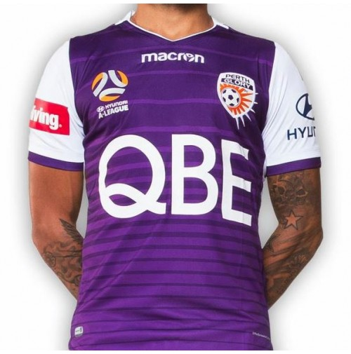 Perth Glory 18/19 Home Jersey SNR