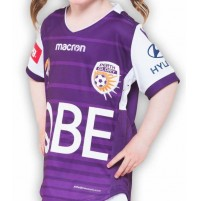 Perth Glory 18/19 Home Jersey YTH