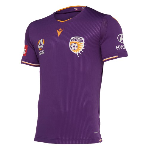 Perth Glory 19/20 Home Jersey - Adult