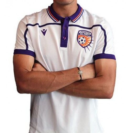 Perth Glory 19/20 Player Polo