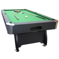 Alliance Pool Table 8FT Green