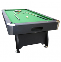 Alliance Pool Table 7FT Green
