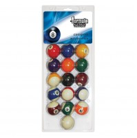 "Formula Pool Ball 2"" Blister Pack"
