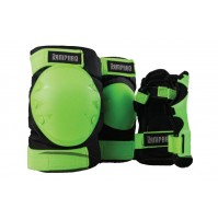 Rampage Protective Set - Green