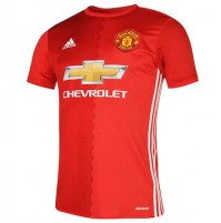 Adidas Manchester United Men Home Jersey 16/17