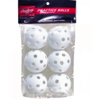 Rawlings Plastic Small Practice Balls