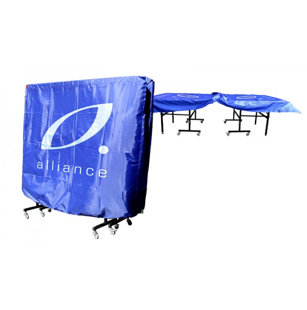 Alliance Table Tennis Table Cover - 2 Piece Table