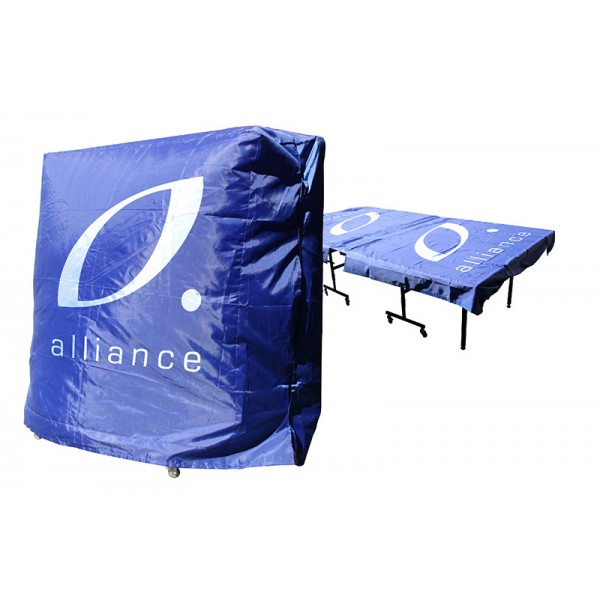Alliance Table Tennis Table Cover - 1 Piece Table