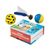 Waboba Get Out Active Outdoor Play Kit