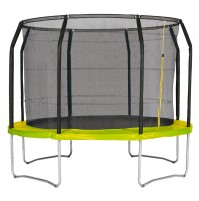 Action Sports Silver Series 10FT Trampoline