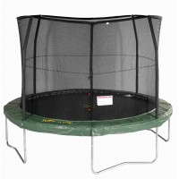Jumpking Elite Airpod 8ft (2.4m) Trampoline Combo