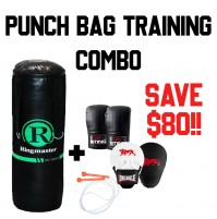 Punch Bag Training Combo