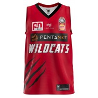 Perth Wildcats Replica Home Jersey 19/20 - Adult