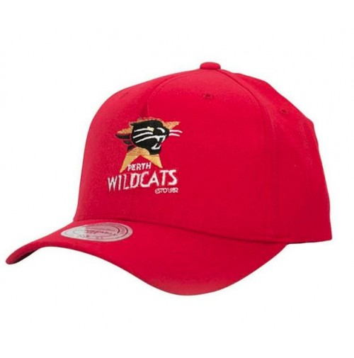 NBL Mitchell & Ness Perth Wildcats 110 Cap