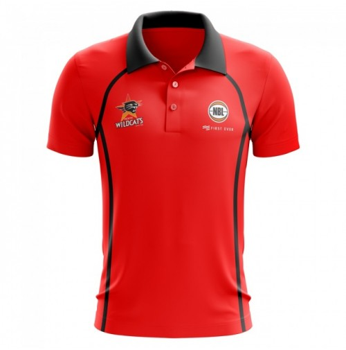Perth Wildcats Team Polo 18/19