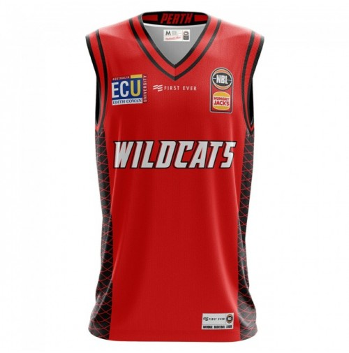 Perth Wildcats Replica Home Jersey 18/19 -Yth