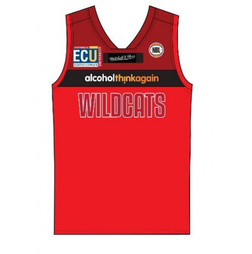 Perth Wildcats Jersey 16/17
