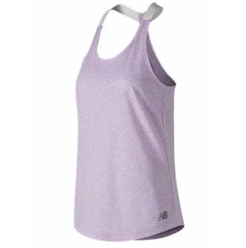 New Balance Heather Tech Tank