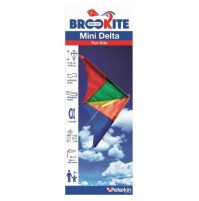 Brookite Mini Delta Fun Kite