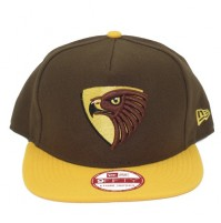 AFL New Era Hawthorn Snap Back
