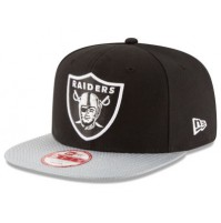 NFL New Era Oakland Raiders Snap Back